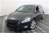 2014 Peugeot 508 Allure Touring Turbo Diesel Automatic Wagon