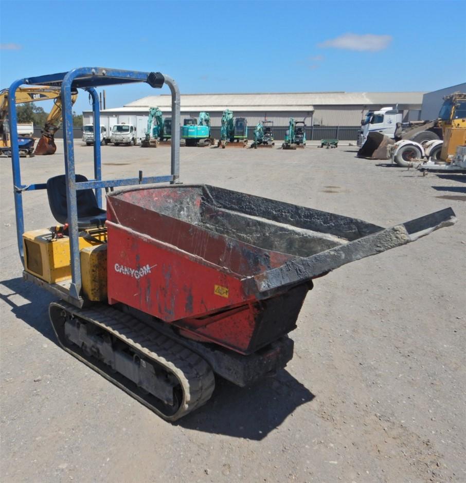 S100 Canycom Tracked Dumper (Pooraka, SA)