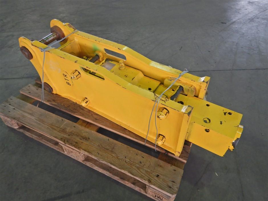 2017 BTR BTR680 Excavator Hydraulic Hammer (Pooraka, SA)