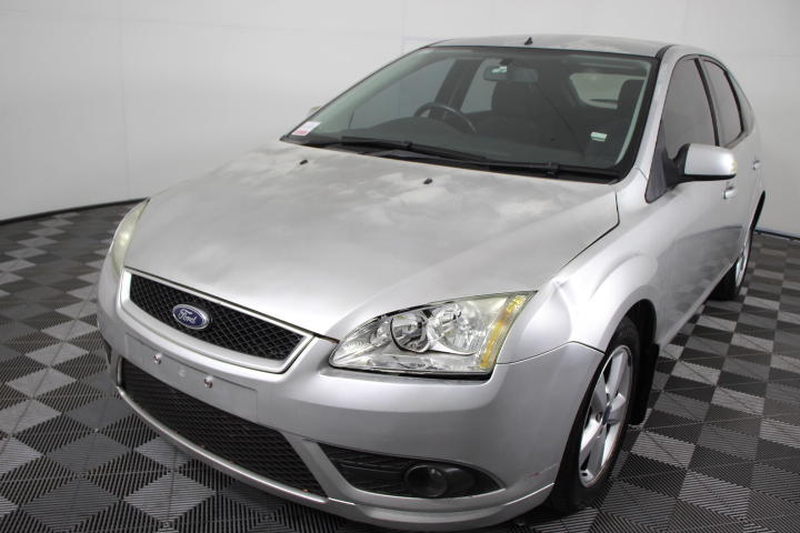 2007 Ford Focus LX LT Automatic Hatchback (WOVR + Ins)