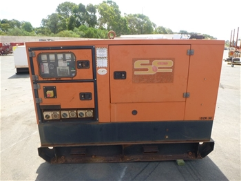 Generators, Engineering Goods & Civil