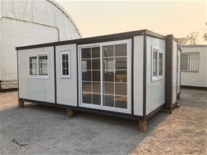 Expandable Container Home, Portable Buil