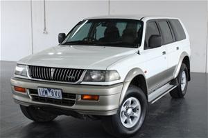 1999 Mitsubishi Challenger (4x4) PA Auto