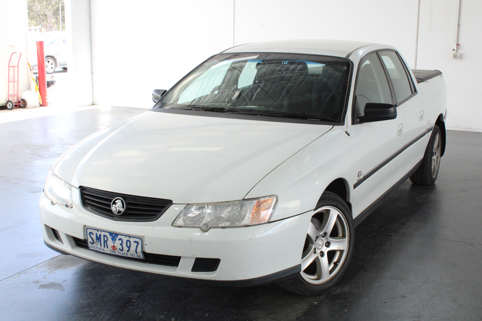 2003 Holden Crewman Y Series Automatic Dual Cab