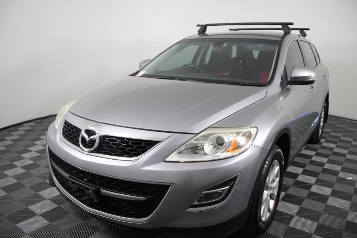 2012 Mazda CX-9 Classic Automatic 7 Seat Wagon, 125,526km