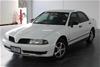 2001 Mitsubishi Magna Executive TJ II Automatic Sedan