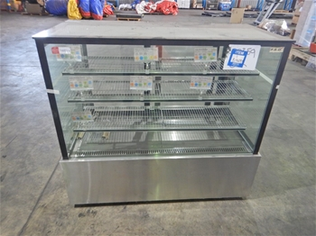 2013 FED SL650V Cake Display Refrigerator