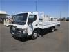 2010 Mitsubishi Fuso Canter 4 x 2 Tray Body Truck