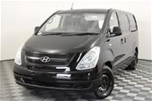 Unreserved 2014 Hyundai iLOAD TQ Turbo Diesel Automatic Van