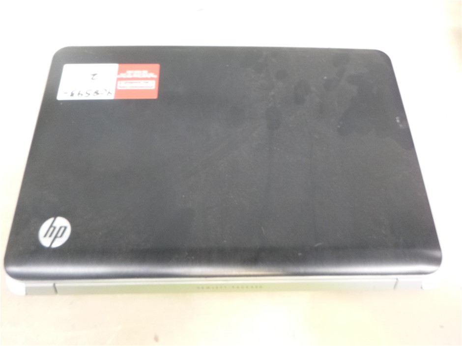 HP Ultrabook with Beats Audio and Charger