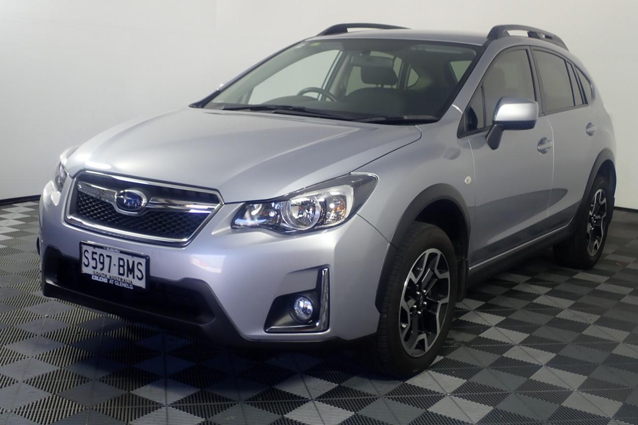 2016 Subaru XV SE G4X CVT Hatchback