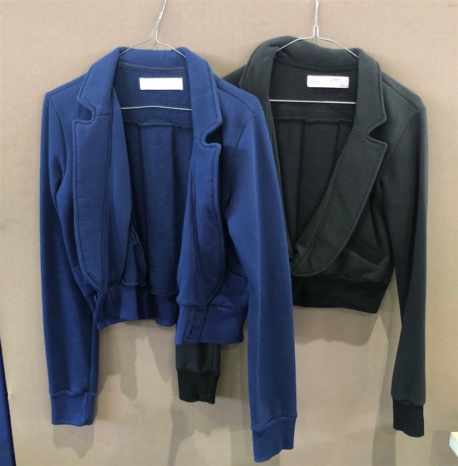 A quantity of 2 Women's One Teaspoon Jackets (Pooraka, SA)