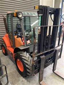 Ausa CH200 X4 All Terrain Forklift