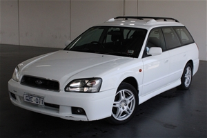 2001 Subaru Liberty RX B3 Manual Wagon