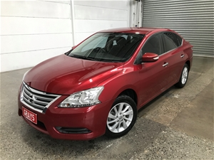 2013 Nissan Pulsar ST B17 Manual Sedan