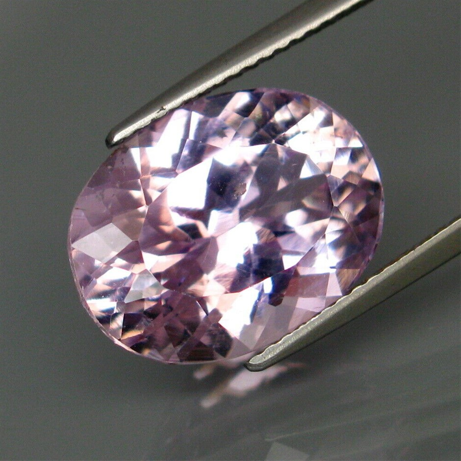 One Loose Kunzite, 10.29ct in Total