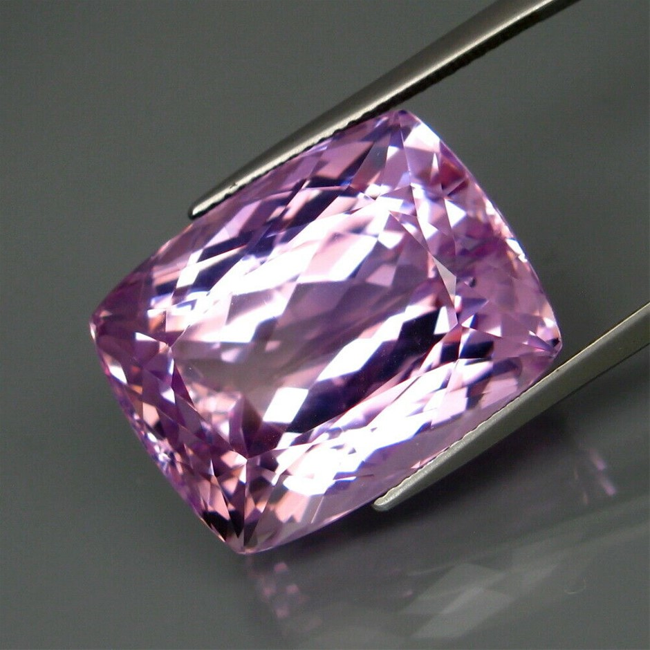 One Loose Kunzite, 44.97ct in Total