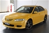 2003 Mazda 6 Luxury Sports GG Automatic Hatchback