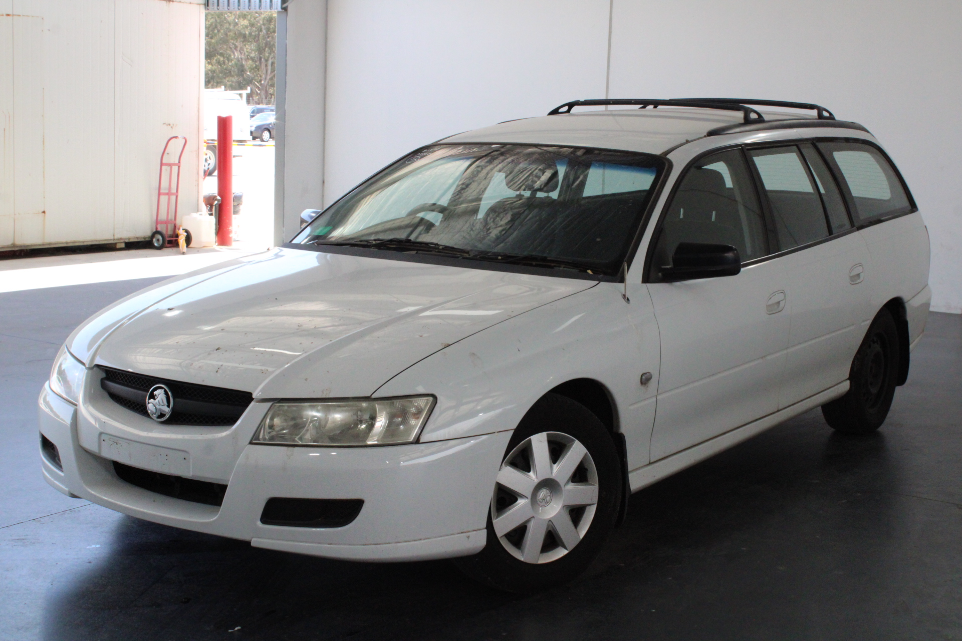 2007 Holden Commodore Executive VZ Automatic Wagon