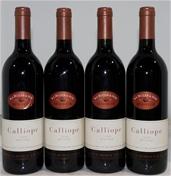 R.L.Buller 'Calliope' Shiraz 1996 (4x 750mL)
