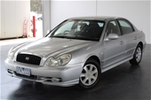 2002 Hyundai Sonata GL EF-B Automatic Sedan