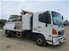 2013 Hino FD 4 x 2 Road Maintenance Truck