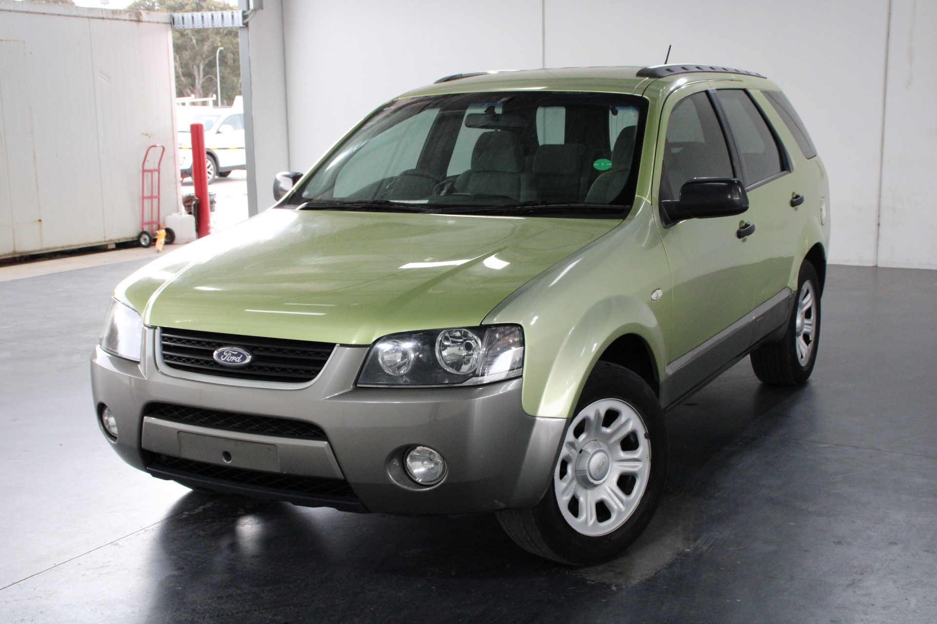 2005 Ford Territory TX (RWD) SX Automatic 7 Seats Wagon