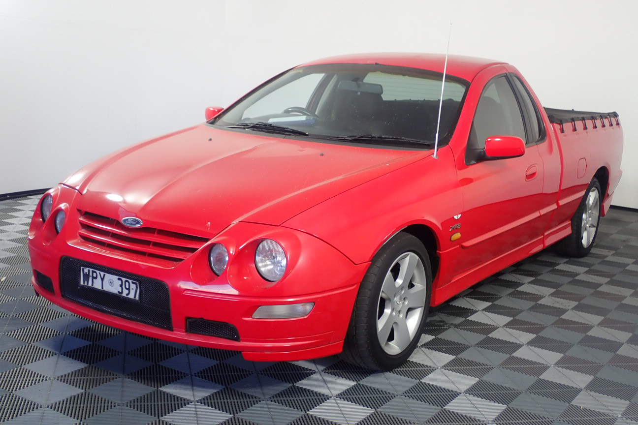 2001 Ford Falcon XR8 AUII Automatic Ute