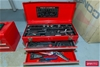 Mechpro Steel Tool Boxes with some Sockets and other Hand Tools