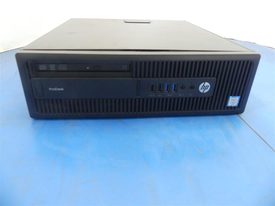 HP ProDesk 600 G2 SFF Small Form Factor (SFF) Desktop PC