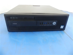 HP ProDesk 600 G2 SFF Small Form Factor