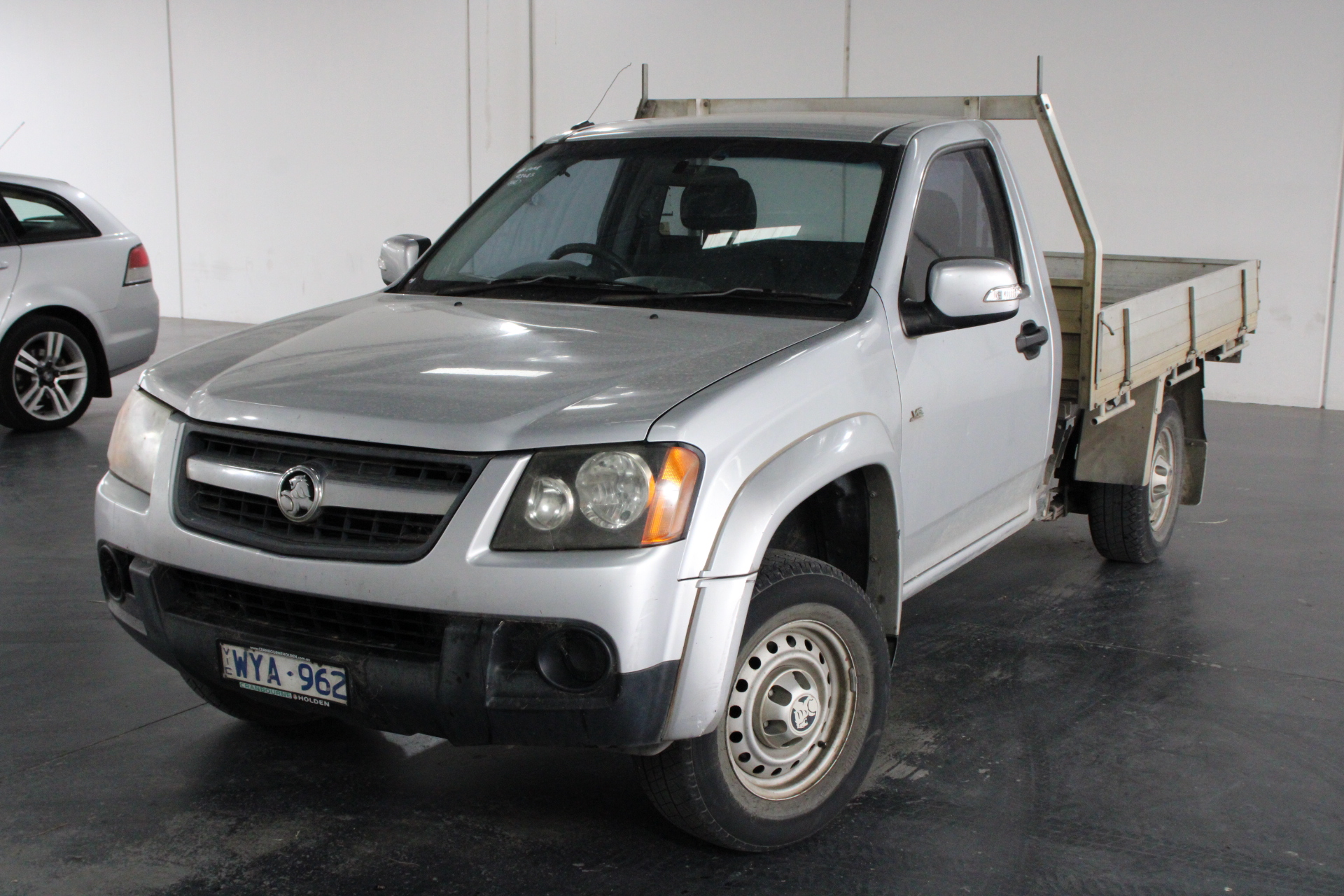 2008 Holden Colorado 4X2 LX 3.6 V6 RC Manual Cab Chassis