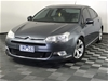 2008 Citroen C5 2.0 HDI Comfort Turbo Diesel Automatic Sedan