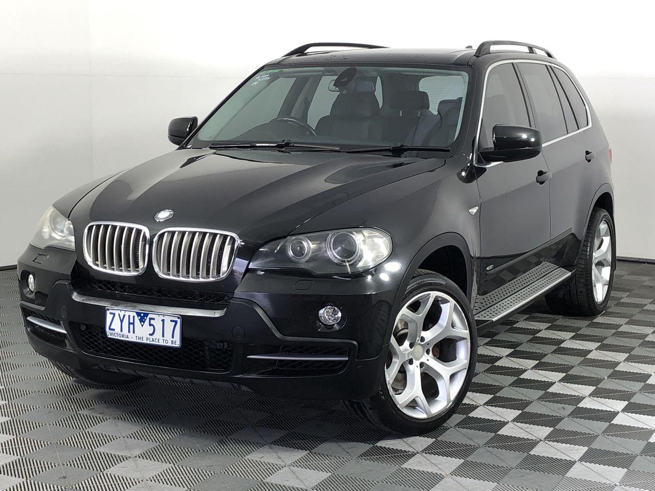 2007 BMW X5 4.8i E70 Automatic 7 Seats Wagon