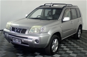 Unreserved 2005 Nissan X-Trail TI Luxury T30 Automatic Wagon