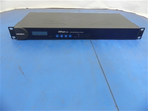 MOXA (NPORT 5610-8) 8 PORT RS-232 Device