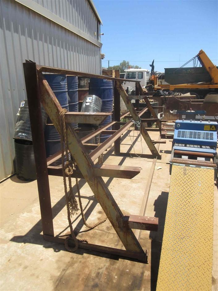 Large Steel Rack