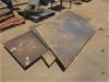 Quantity of Steel Plates