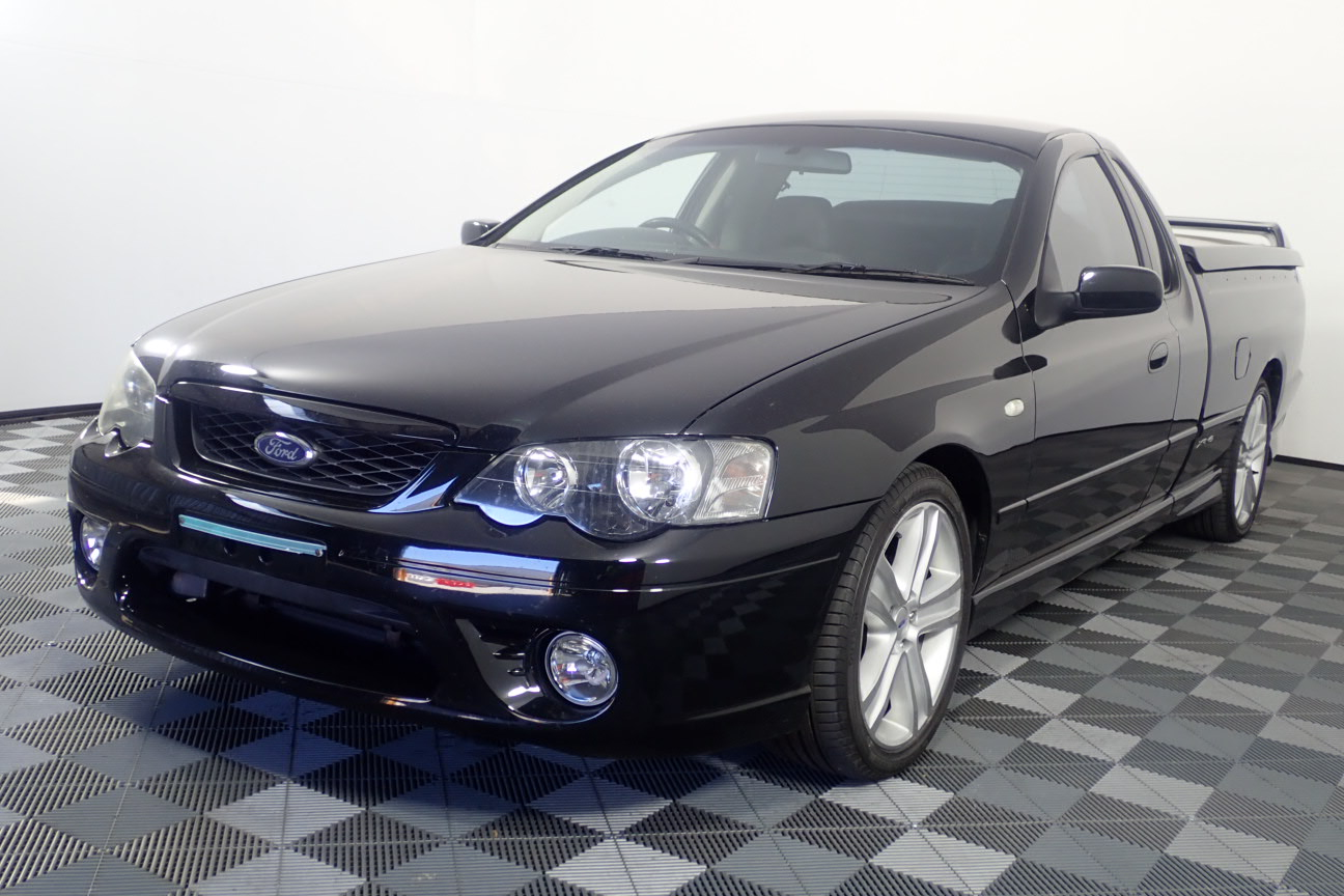 2007 Ford Falcon XR6 BF II Automatic Ute