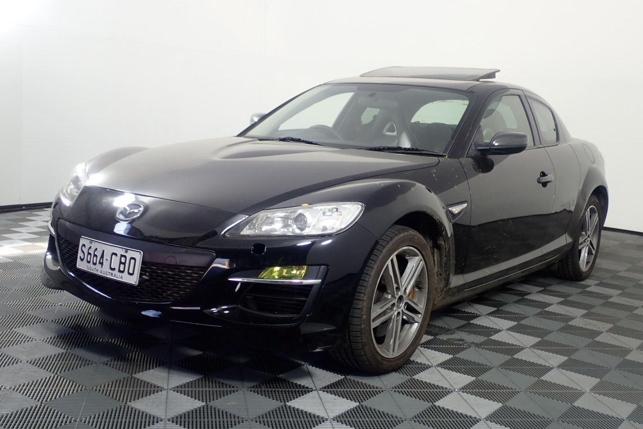 2008 Mazda RX-8 Luxury Manual Coupe