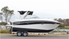Four Winns Vista 288 Sports Cruiser on 2017 Rocket Trailer