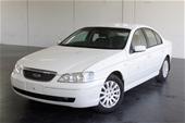 Unreserved 2003 Ford Fairmont BA Automatic Sedan