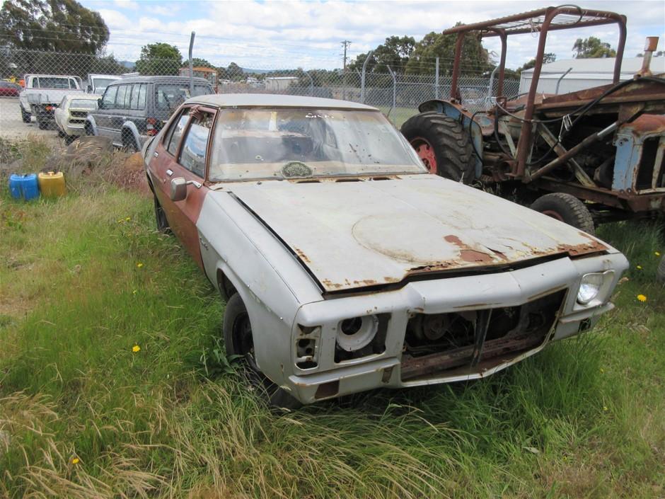 Holden HZ Kingswood