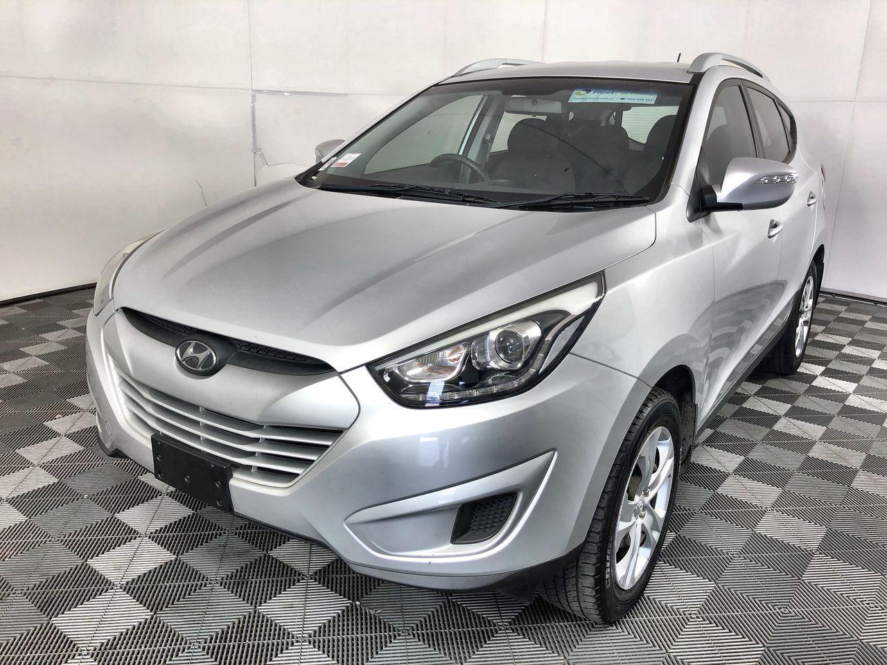 2014 Hyundai iX35 Active FWD LM Automatic Wagon