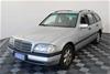 1996 Mercedes Benz C200 T CLASSIC S202 Automatic Wagon (WOVR)