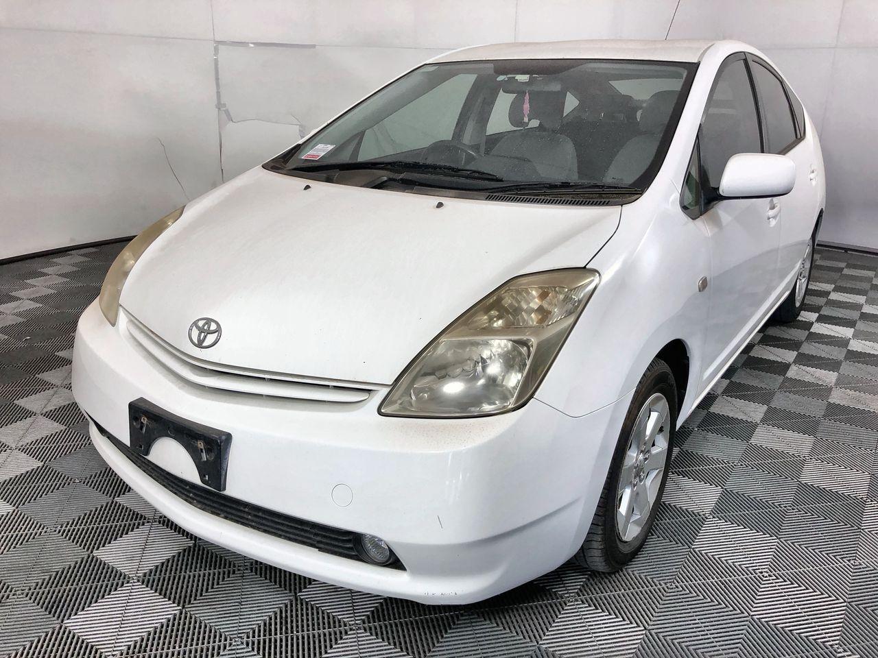 2005 Toyota Prius Hybrid NHW20R CVT Hatchback