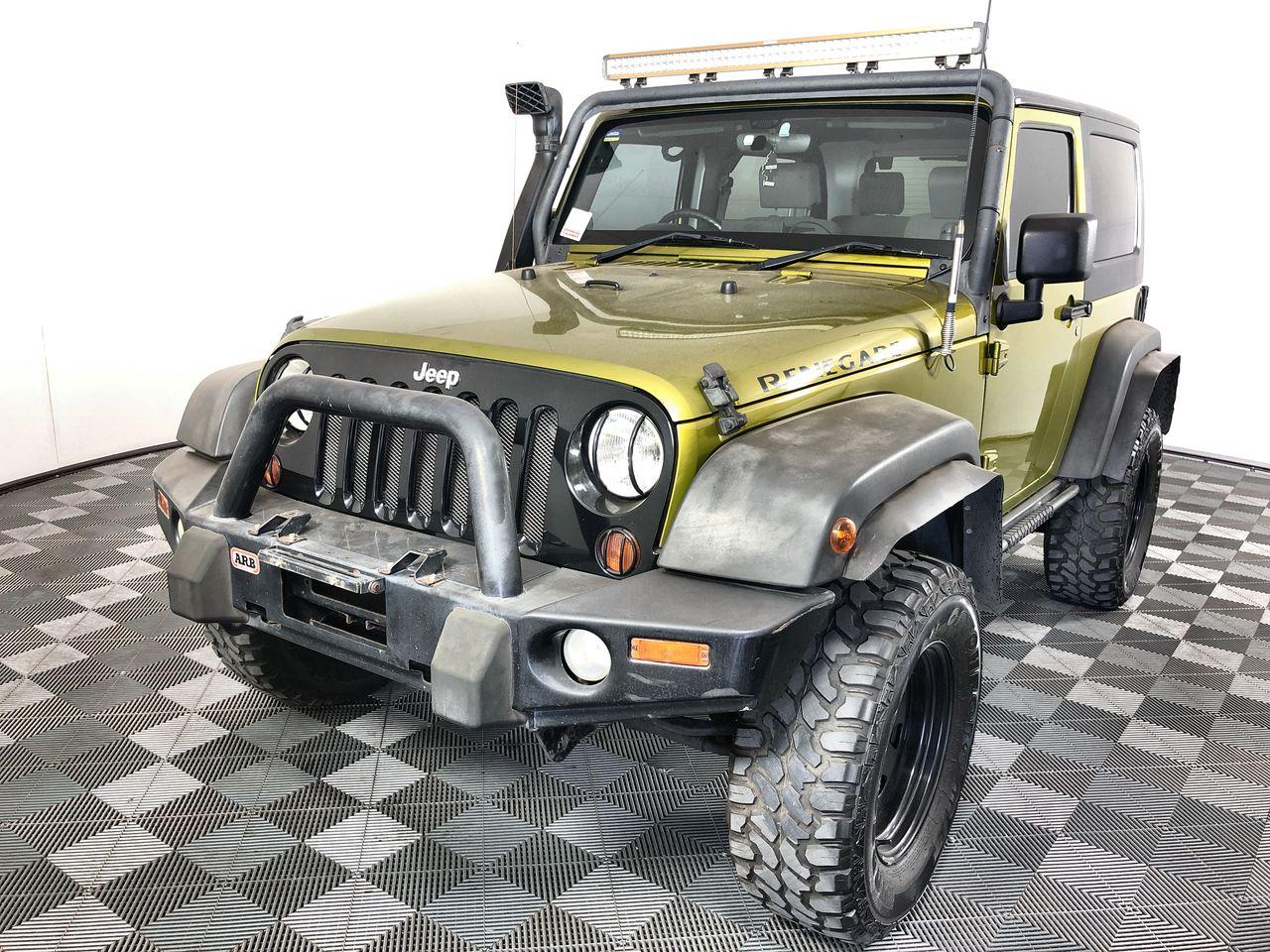 2008 Jeep Wrangler Sport (4x4) JK Manual Wagon