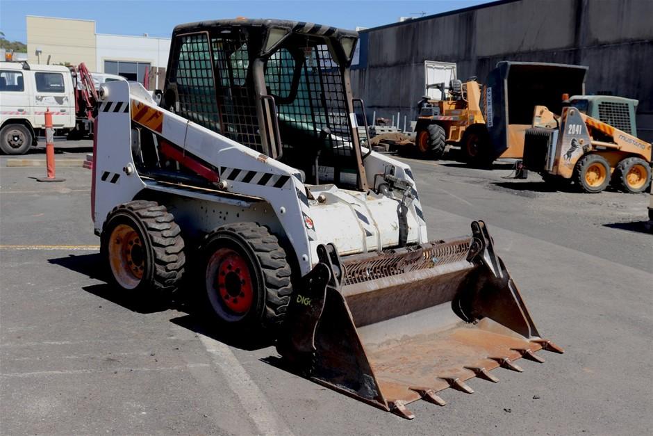 Bobcat G Series 763 680kg (Rated Operating Capacity) Skid Steer
