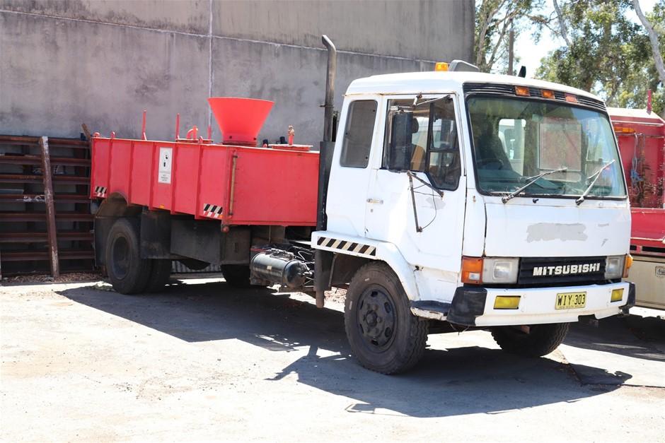 Mitsubishi Water Cart