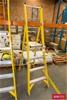 FA11-104 Fibreglass Platform Ladder